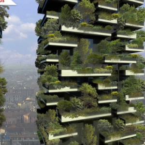 Bosco verticale en Milán