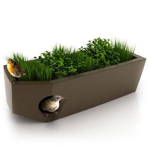 Maceteros multiuso macetas jardineras y maceteros for Plantas de exterior para macetas