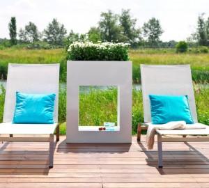 Macetas para oficinas macetas jardineras y maceteros for Macetas terraza diseno
