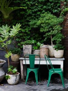 Tendencias decoración jardín