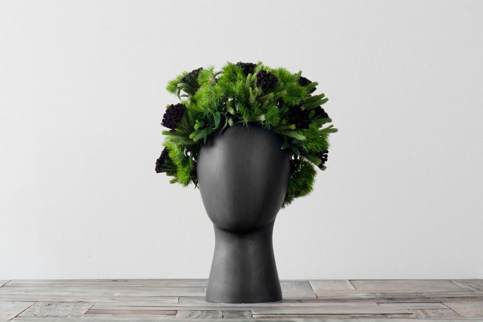 Macetero Wig Flowerpot